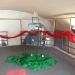 Albero Multicolor e sfere di carta riciclata