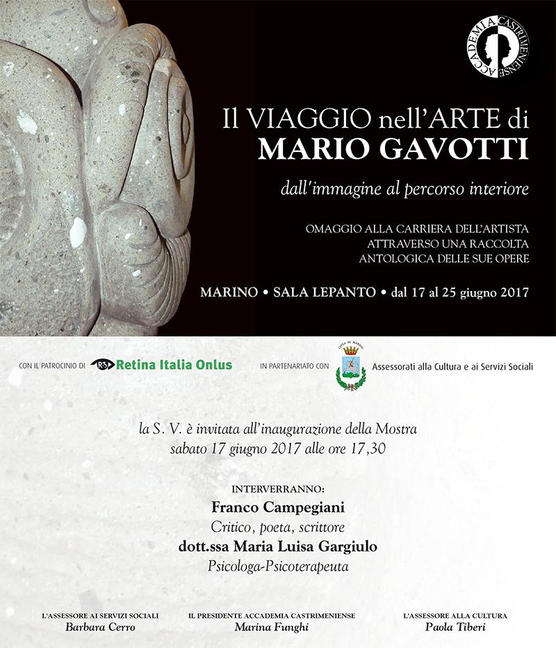 Antologica del M° Mario Gavotti.
