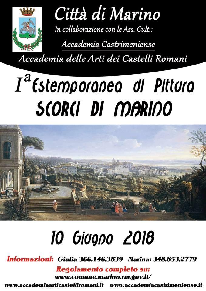 Dal 10 al 30 Giugno, il Museo Civico U.Mastroianni ospita la mostra delle opere realizzate per l'Estemporanea.