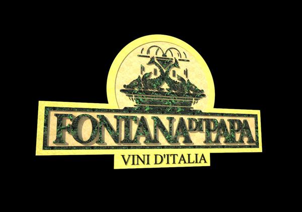 Omaggio alla casa vinicola Fontana di Papa.