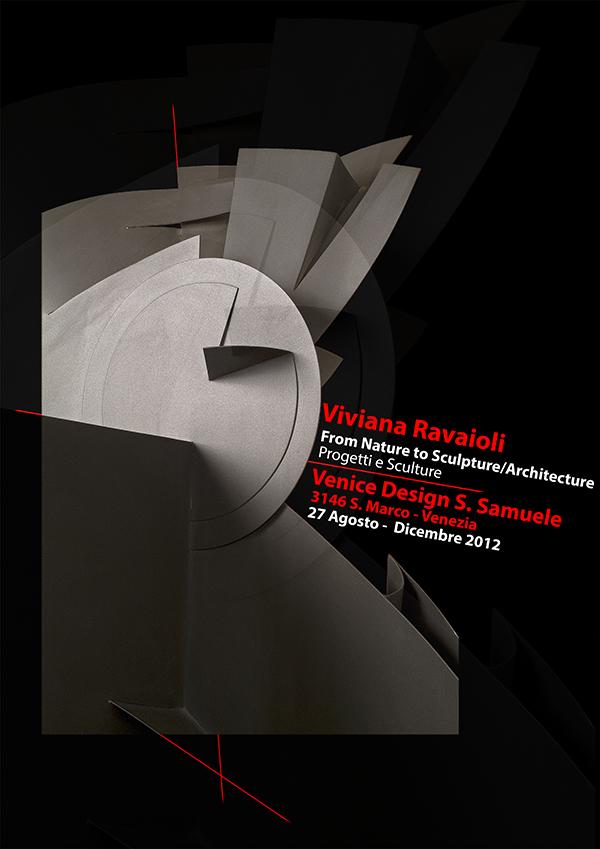Viviana Ravaioli progetto grafico di Luigi Marazzi.